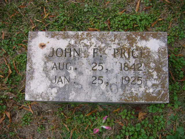 Jesse Franklin Price