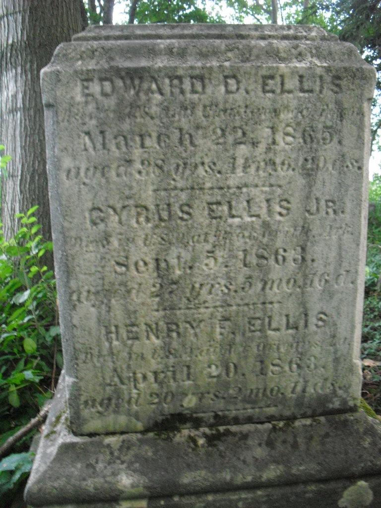 Cyrus Ellis