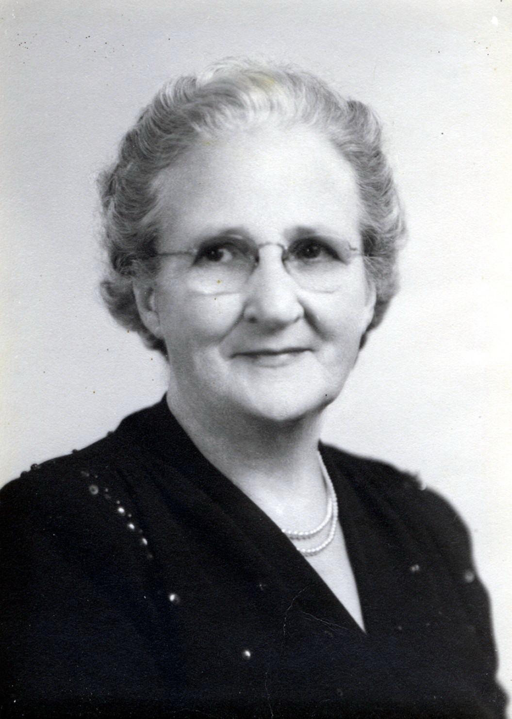 Alice Josephine McElwee