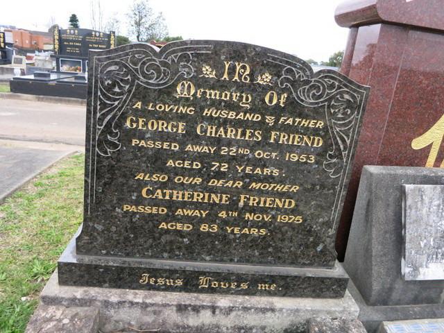 Charles L Friend