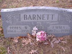 John W Barnett