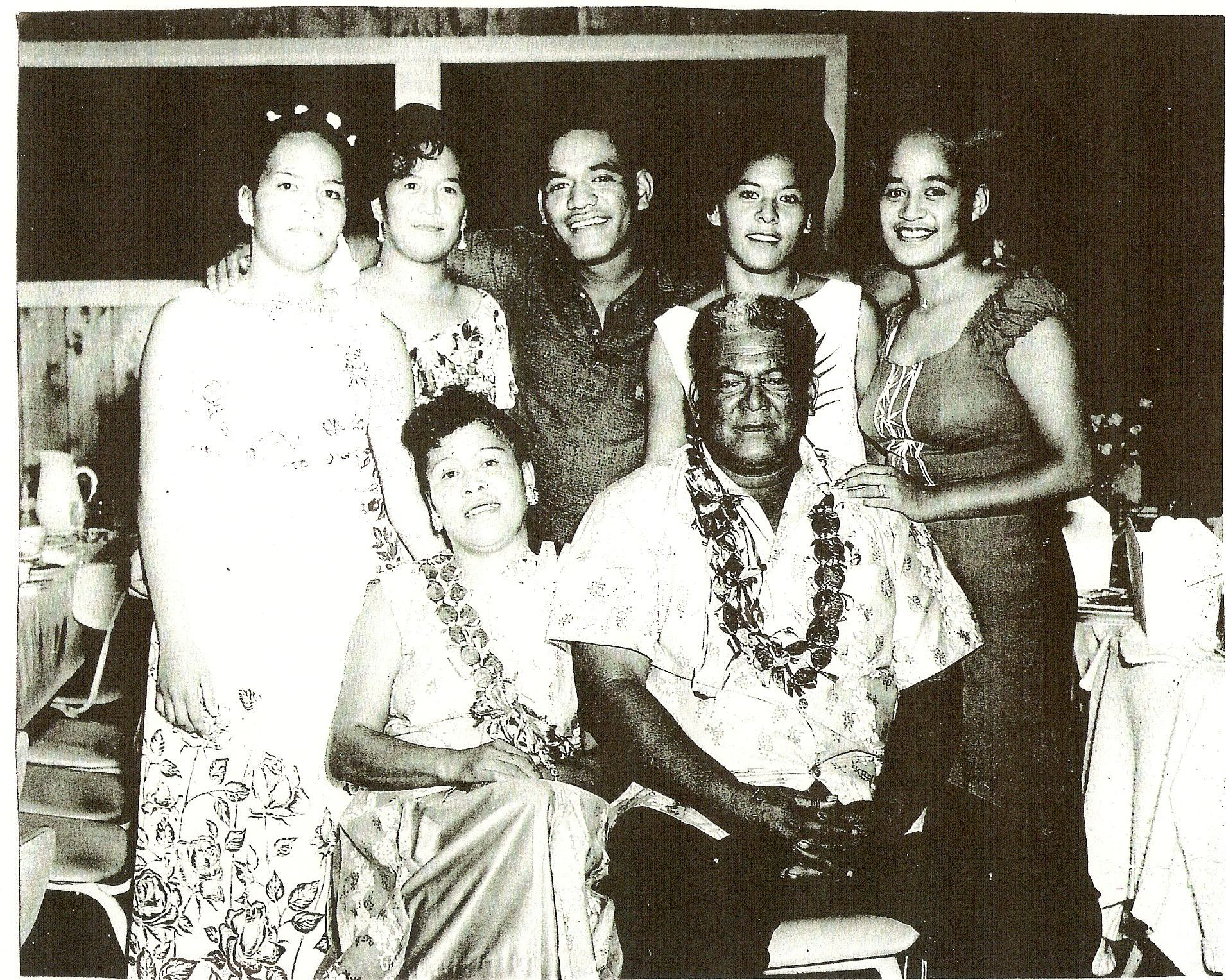 Keoki George Namauu