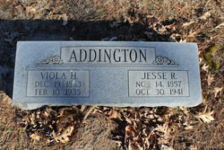 Jesse Addington