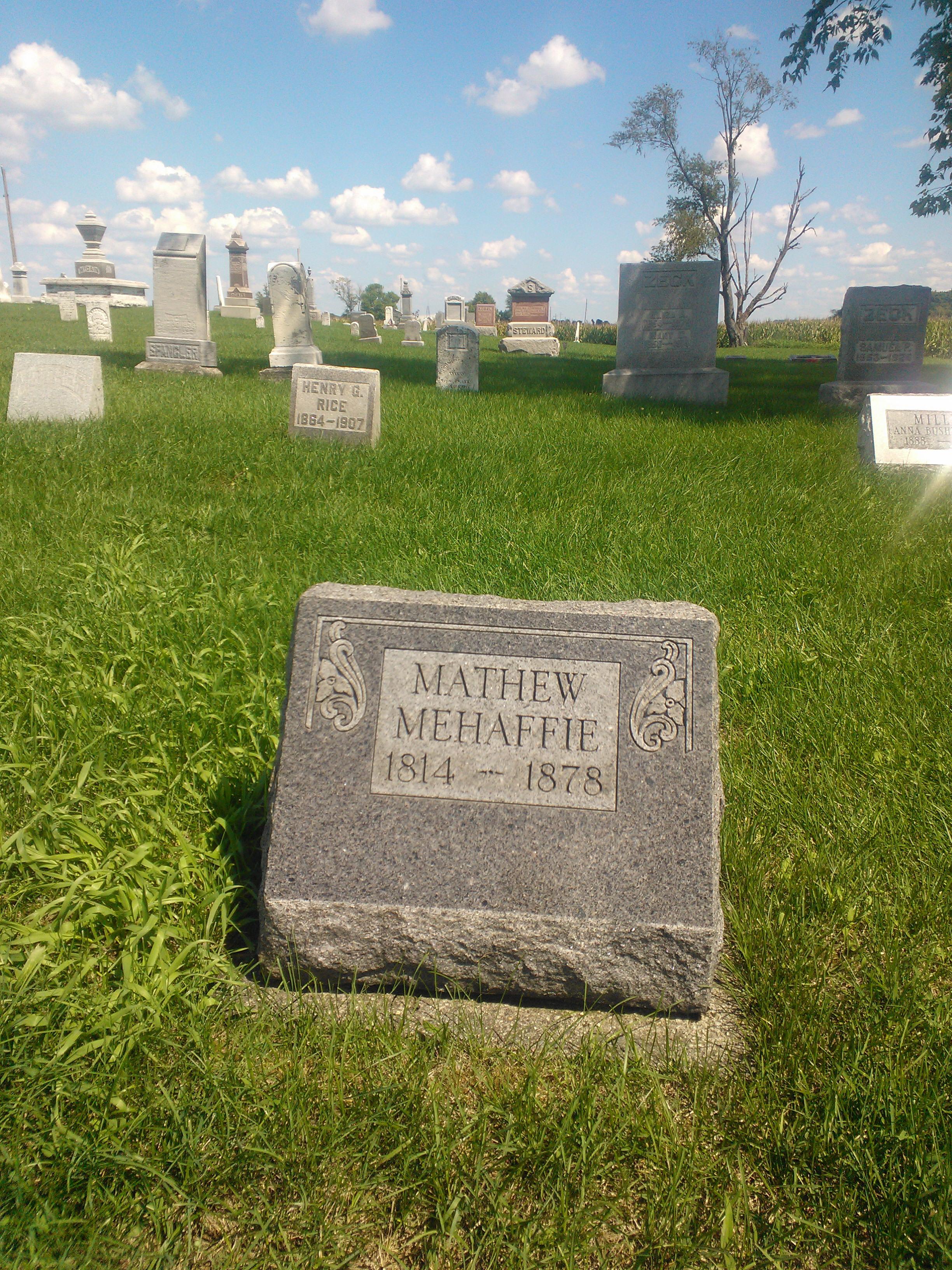 Robert Mehaffie