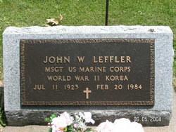 William H Leffler