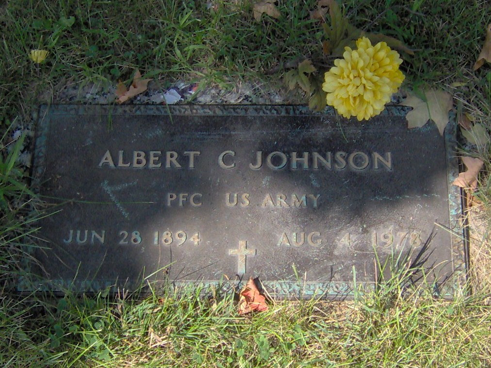 Albert Edgar Johnson