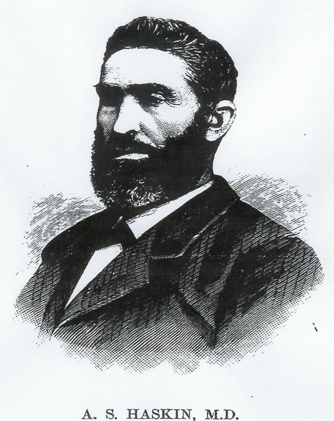 Albert Roderick Haskin