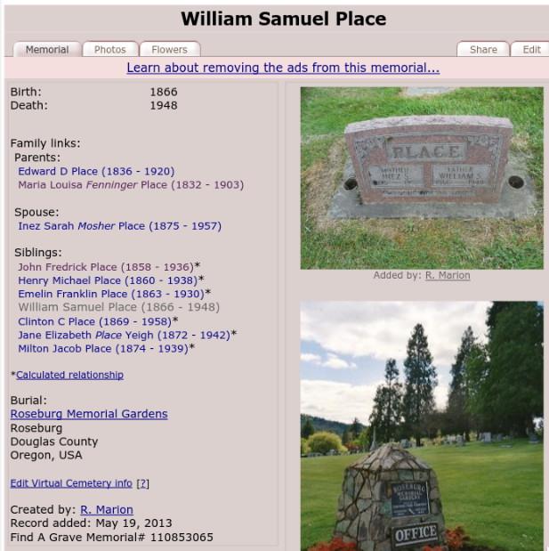 Samuel Willis Place