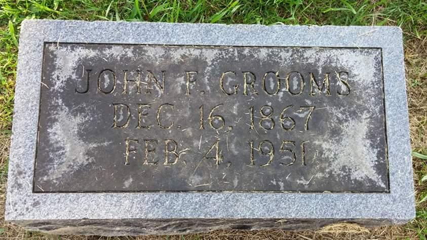 John Franklin Grooms