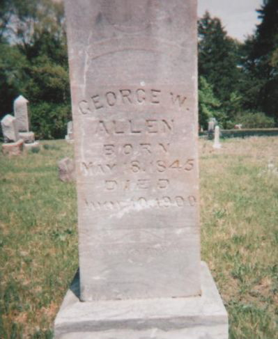 George Wesley Allen