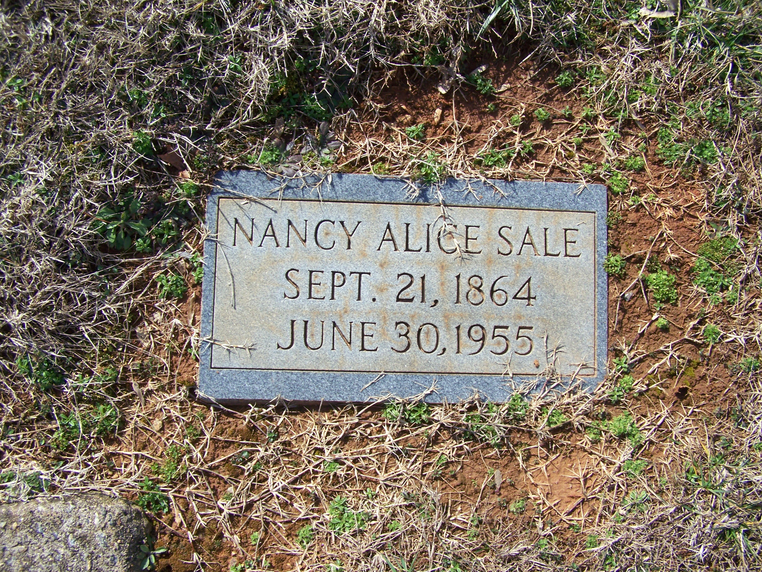 Alice Salley