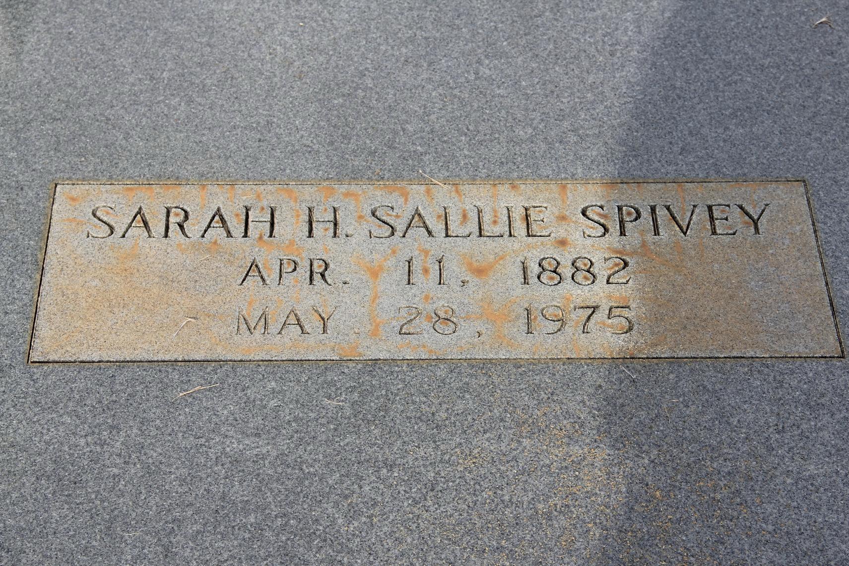 Sallie B Harrell