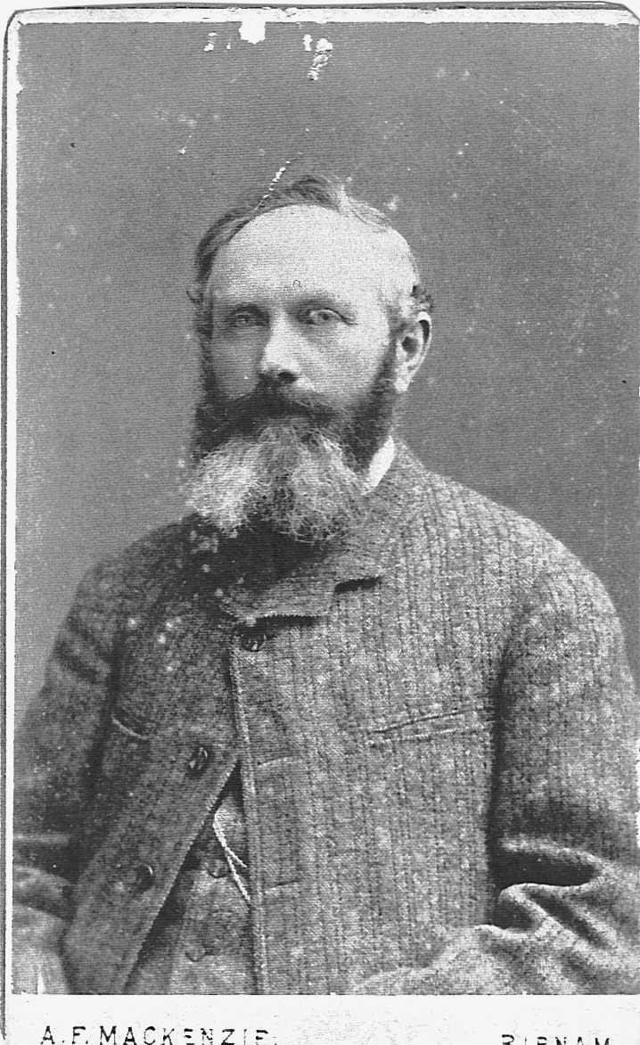 William McNaughton