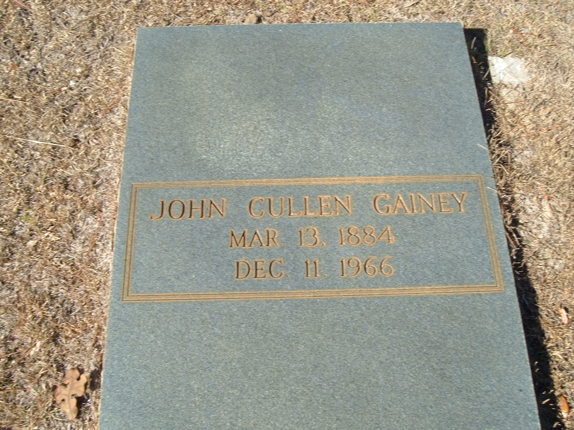 John Abraham Gainey