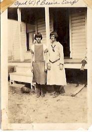 Bessie Earp