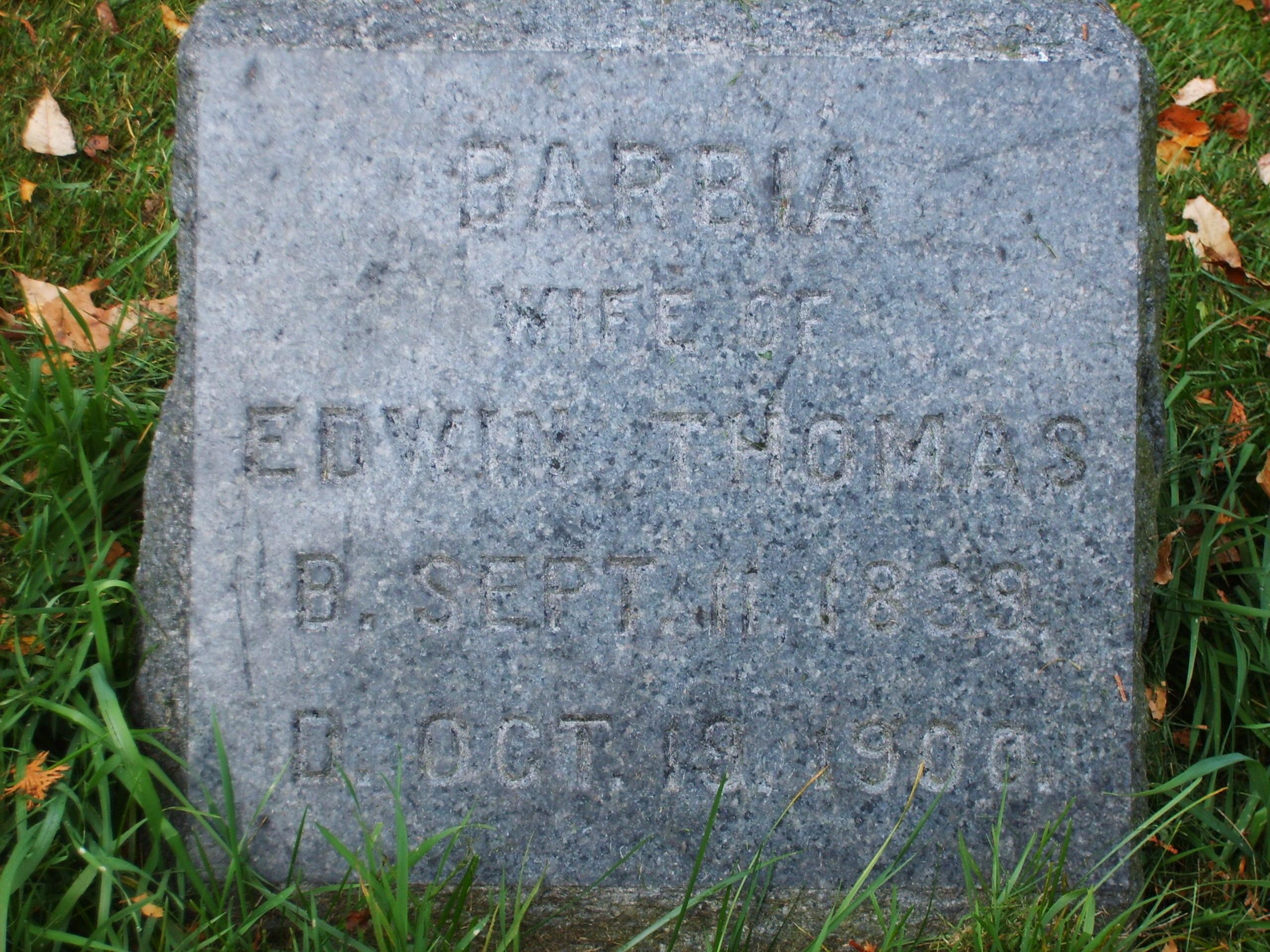 Barbara Ann Freese