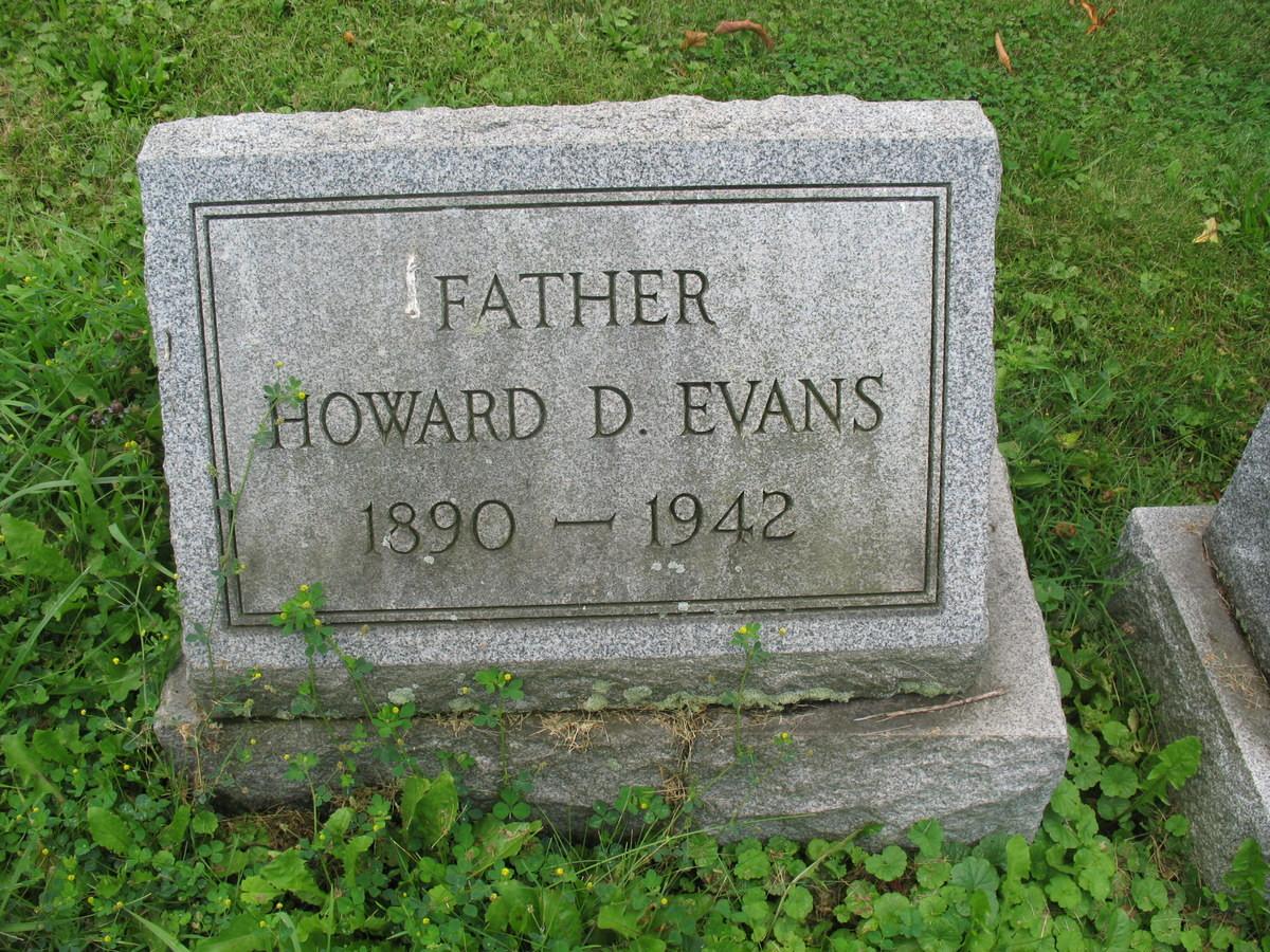 Dauriz Evans