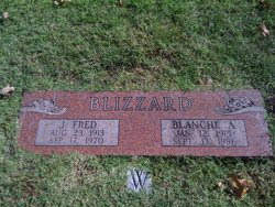 Fred Blizzard