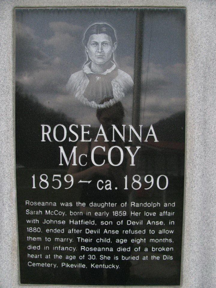 Rosanna McCoy