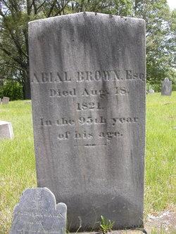Abiah Brown
