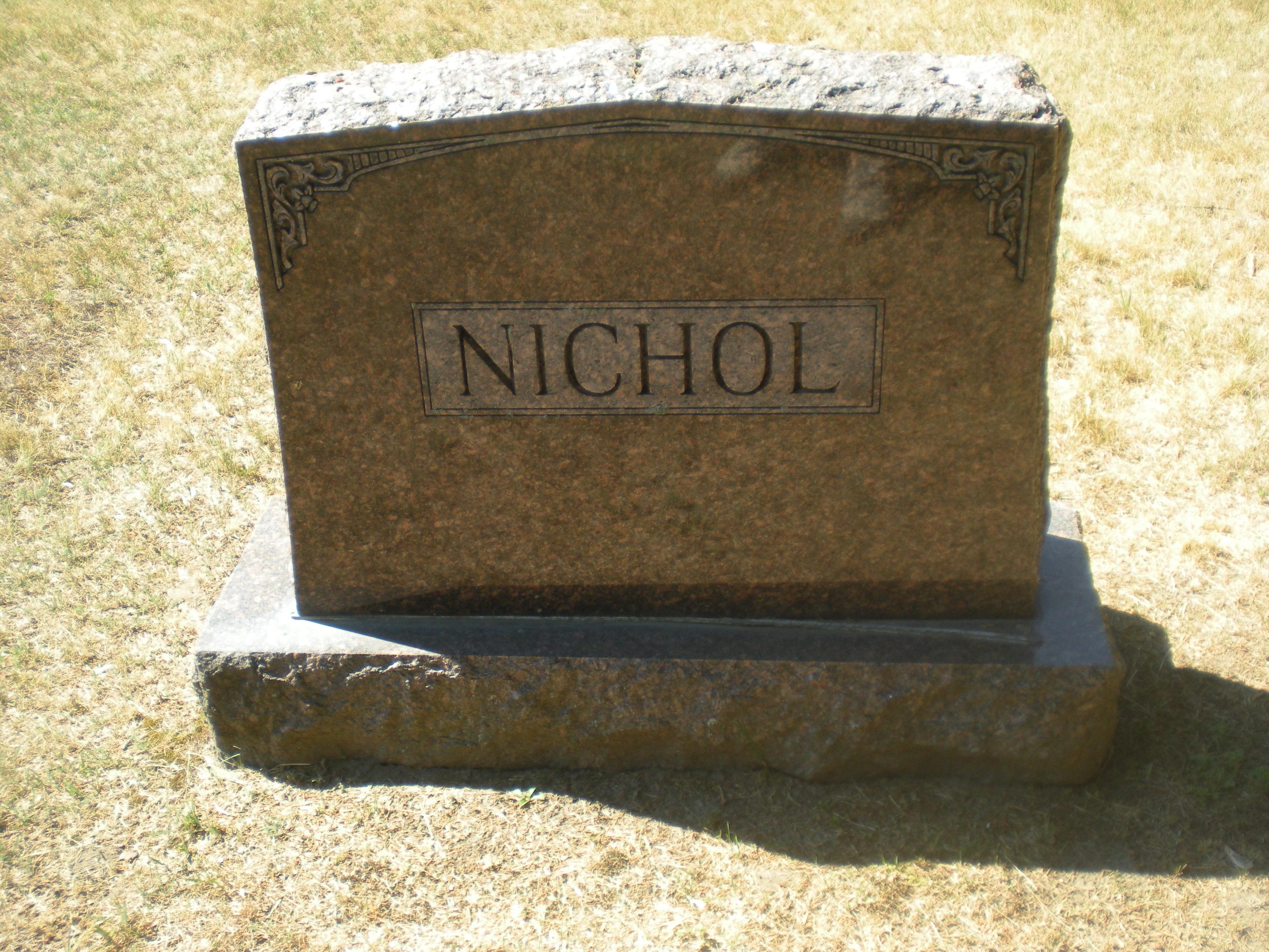 John Barnard Nichol