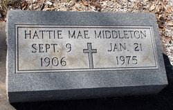 Hattie Mae Middleton