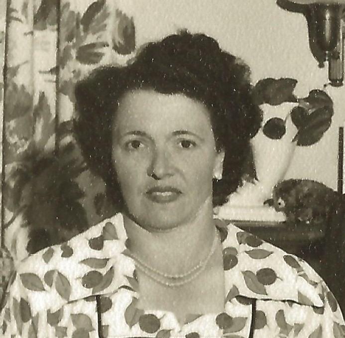 Bertha B Verge