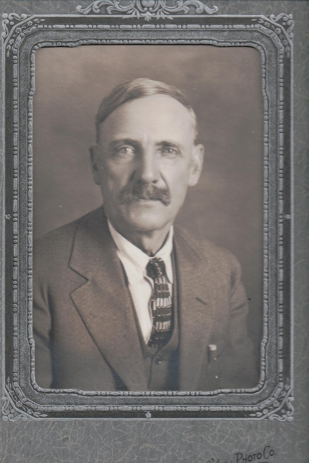 Roscoe Haggerty