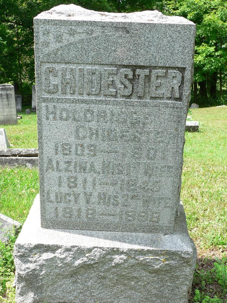 Holdridge Chidester