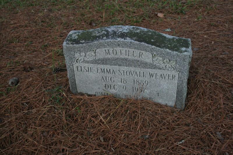 Elsie Bell Stovall
