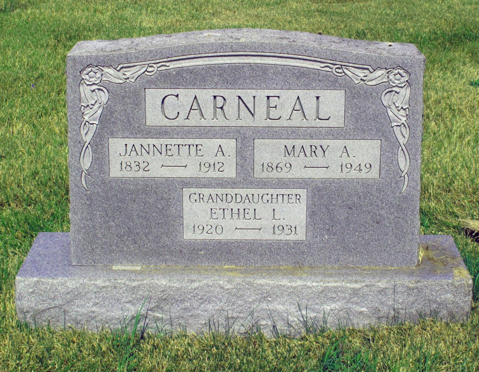 Kenneth A Carneal