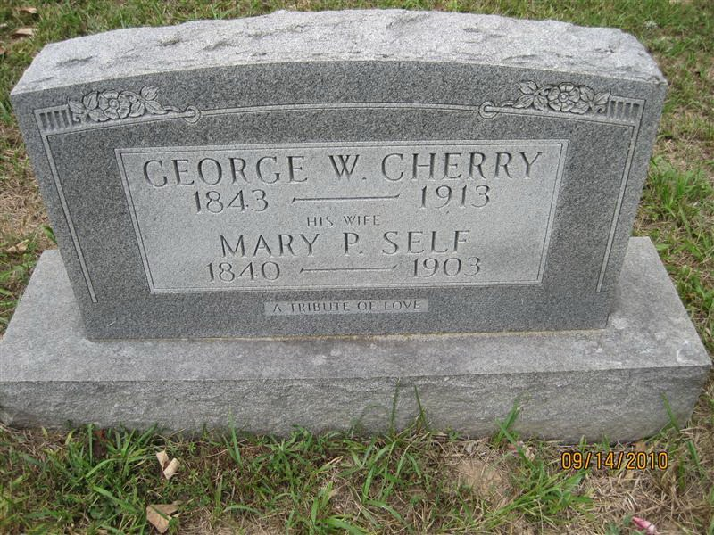 George Washington Cherry