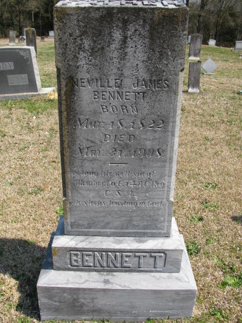 James H Bennett