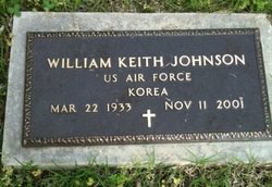 William Keith Johnson
