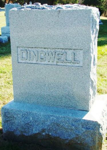 Lydia E Dingwell