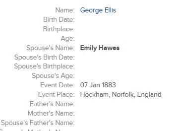 George Ellis