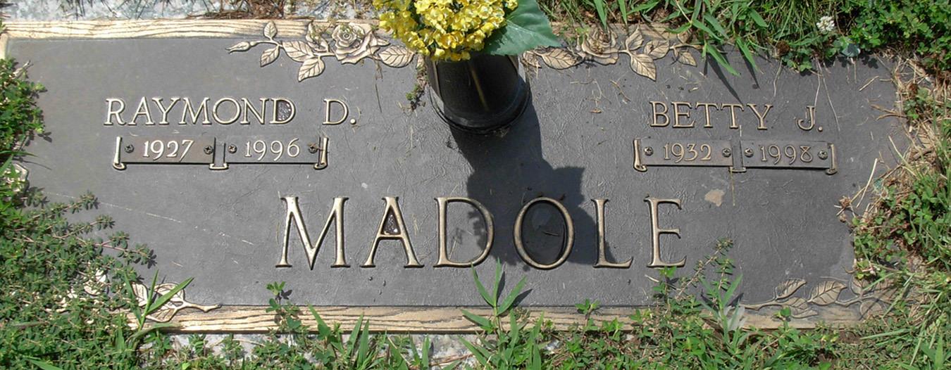 Gertrude D Madole