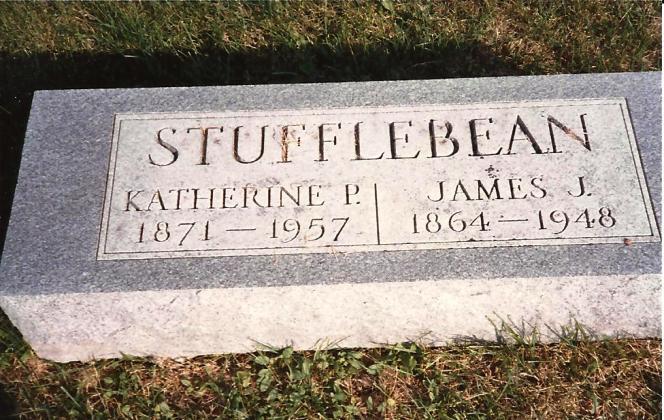 Nancy J Stufflebean