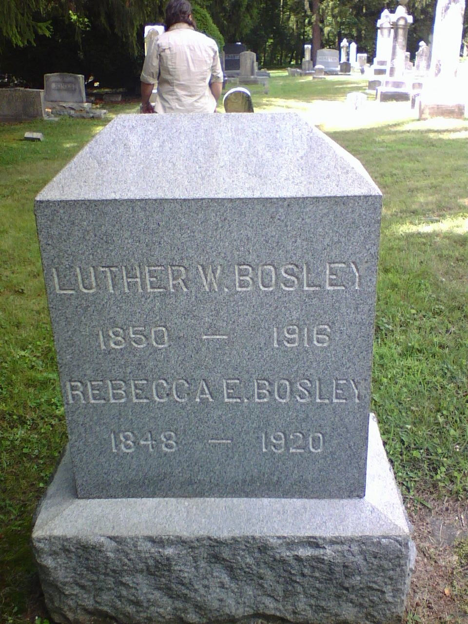 Rebecca Bosley