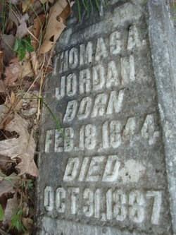 Thomas Albert Jordan