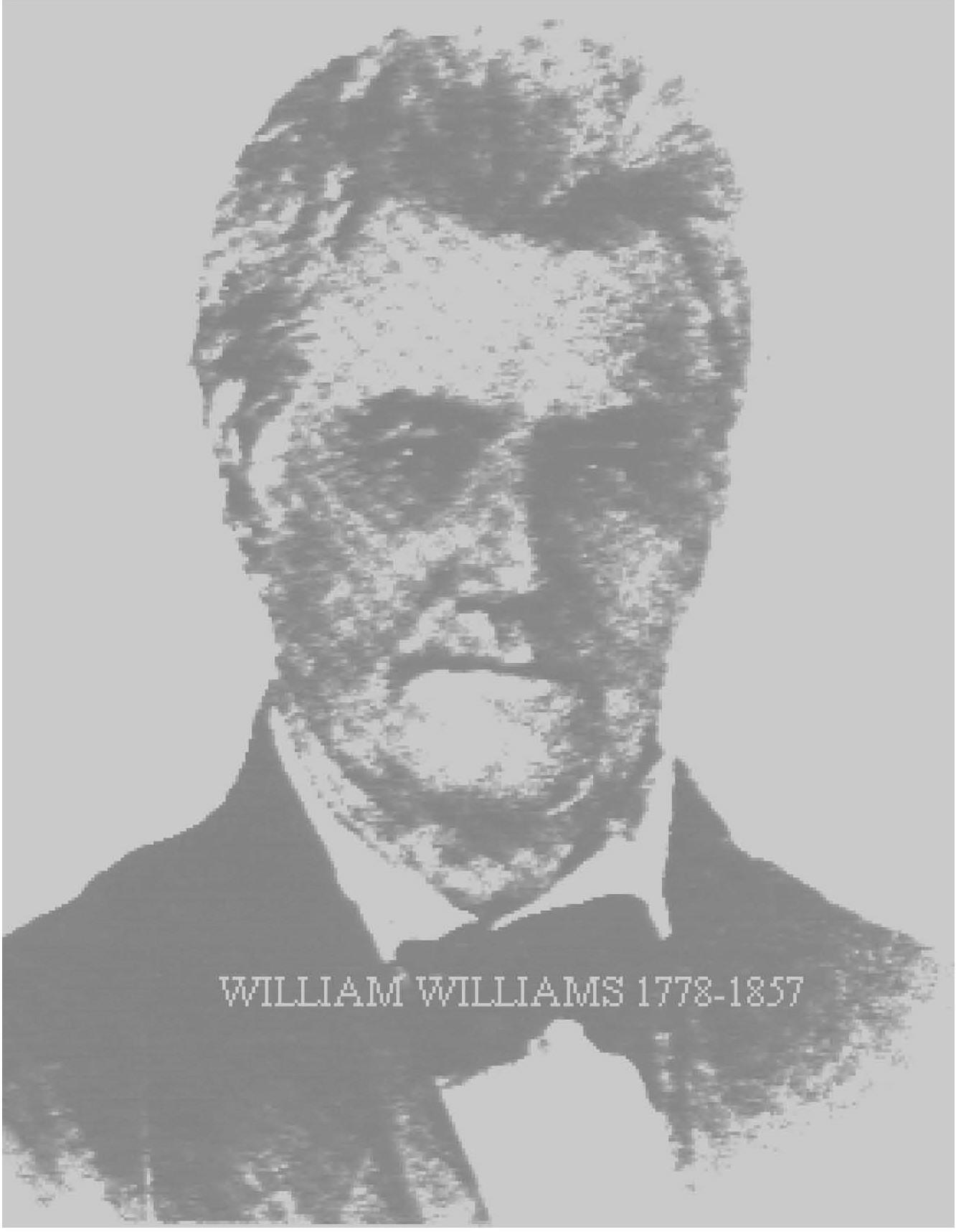 William Mastin Williams