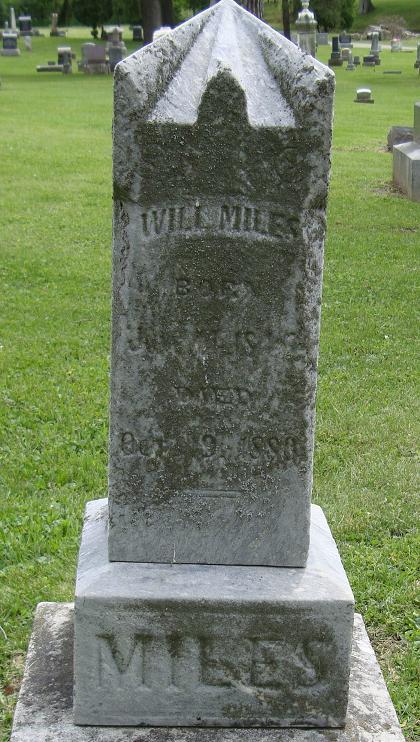 William Alexander Miles