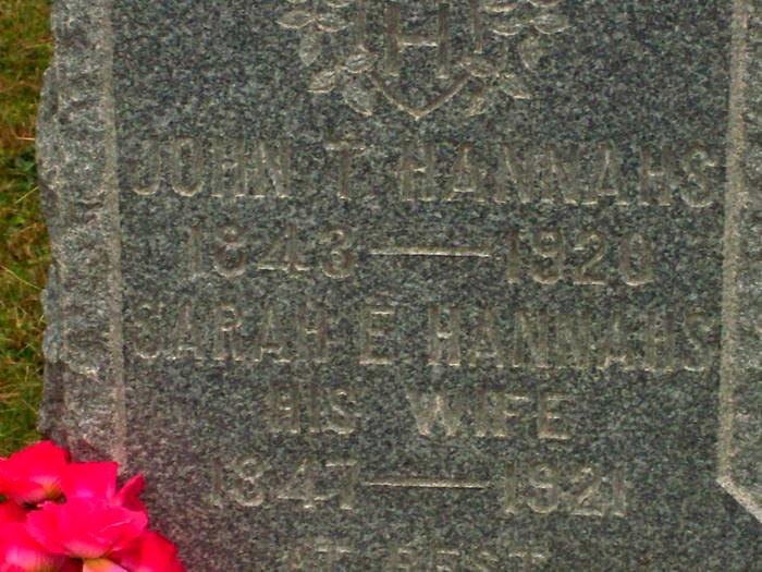 Sarah Elizabeth Stevens