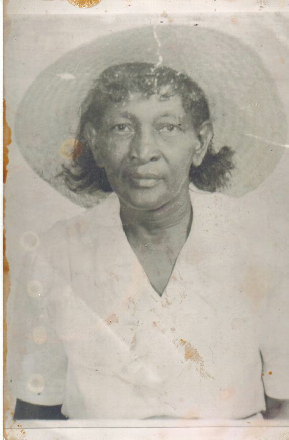 Minnie Ruth Solomon