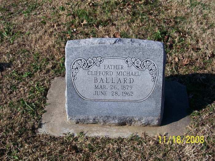 Michael Clifford Ballard
