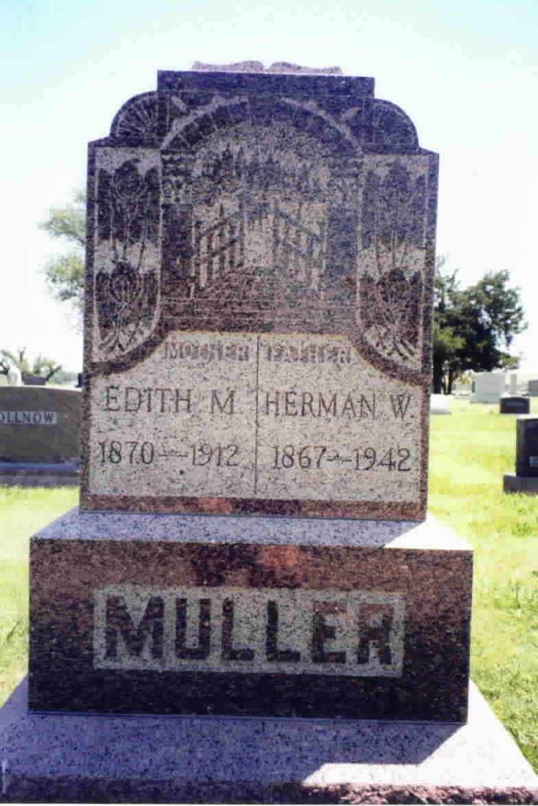 William Fredrick Muller