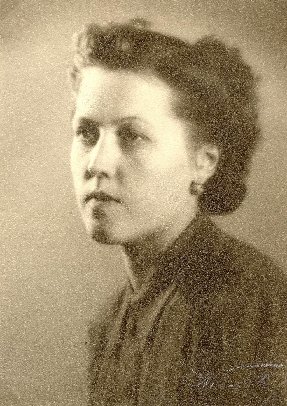 Ulrika Fredriksdotter Backholm