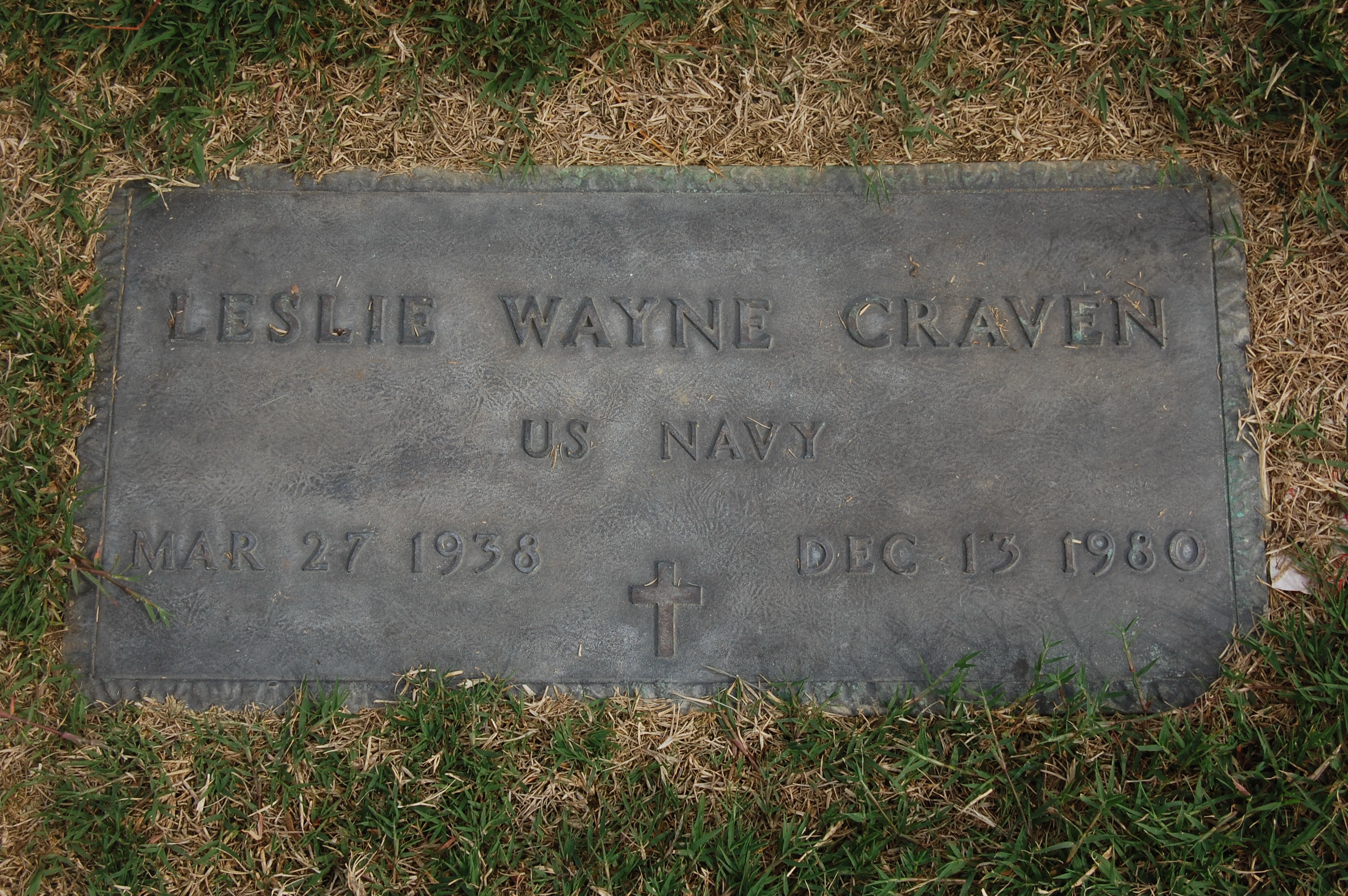 Wayne Craven