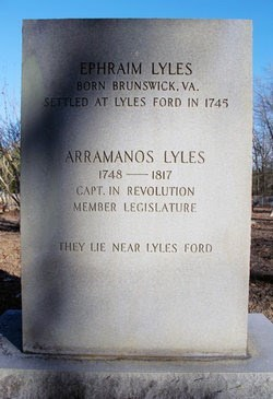 Ephraim Lyles