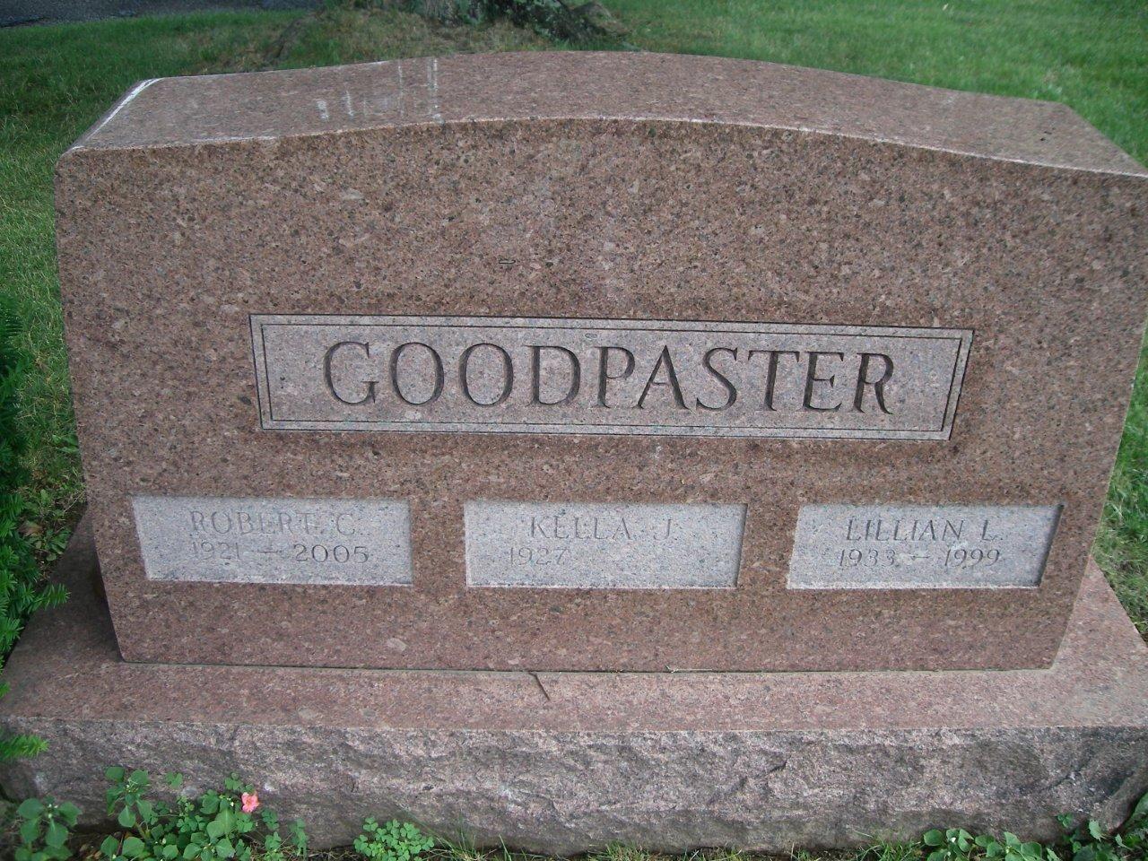 J M Goodpastor